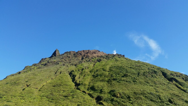 Massif du Volcan la Soufrière Guadeloupe Réservation.