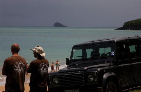 Réservez au plus vite en Guadeloupe votre Jeep Safari Adventure avec nous d'un CLIC