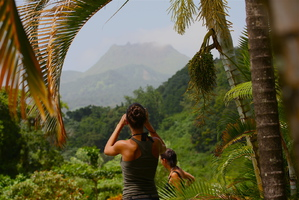 Volcan la Soufrière Trekking Guadeloupe