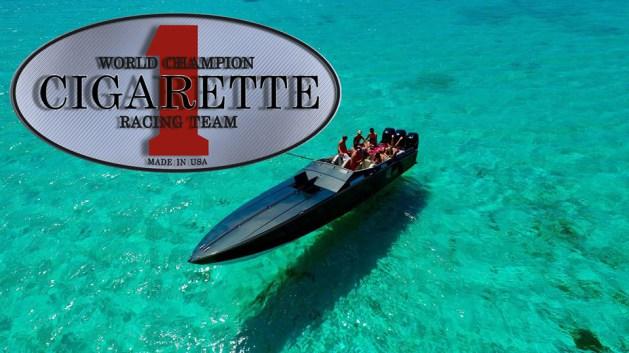 Offshore Cigarette 38 Top Gun Guadeloupe - Les Saintes Petite -Terre - Marie-Galant