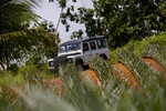 Booking reservation excursion guadeloupe 4X4 Land Rover